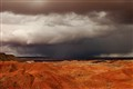 Painted Desert Winter Storm