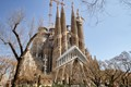 Gaudi's Sagrada Familia (Church of the Holly Familly)