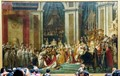 Coronation of Napolean, Painting in Louvre Paris