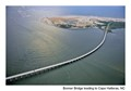 bonner bridge headed south to cape hatteras, n.c.