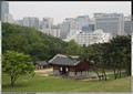 Seolleung Royal Tomb. Seoul. South Korea