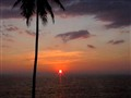 Sunset at Goa India