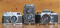 3 cameras of yesteryear