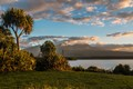 Lake Rotoaira and Mount Tongariro, Turangi, New Zealand
