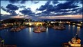 King's Warf, Bermuda, at sunset 2