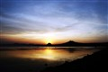 Taal Lake Sunset