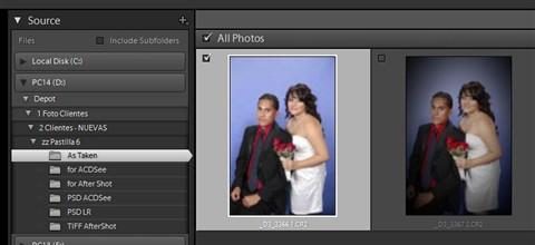 1 Import Screen LR 1