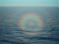 Diffraction at large scale