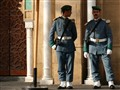 Royal guards in Rabat