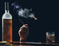 Smoking and Drinking can cause a slow and painful death, but the life is short, don't worry about