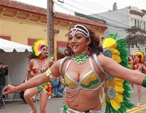 Carnaval SF 5 2012