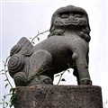 Allerton Park Statue