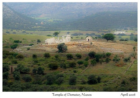 The temple and the church