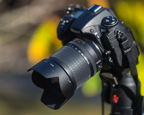 Nikon 18-135 f/3.5-5.6 EDIF DX AFS