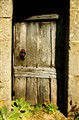 Frontdoor in the Creuse (France)