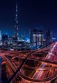 Burj Khalifa Sheikh Zayed Road - Dubai, UAE