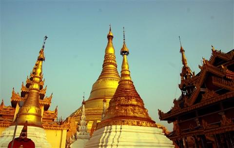 Pagoda Rangoon