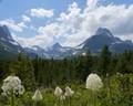 Glacier NP USA