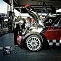 MINI WRC Team 2012