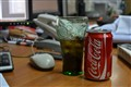 Coke at office
