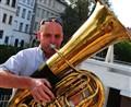 large brass