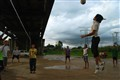 Batu Puteh Volleyball game