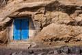 Door in a Cliff
