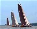 Frysian sailing ( skutsjesylen)