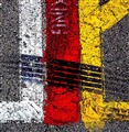 Red Yellow White LINES 5 challenge IMG_0004