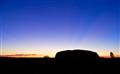 Uluru's Sunrise