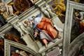 Sistine Chapel Ceiling Detail