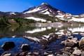 Camp Lake Reflection