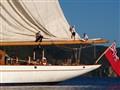 Dropping Sail