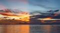 Yin-Yang Sunset