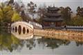 Bridge and Pagoda