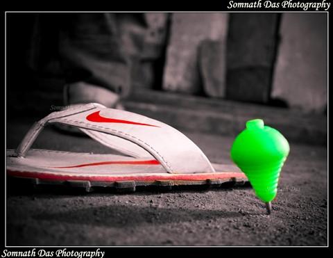 Nike Chappal's