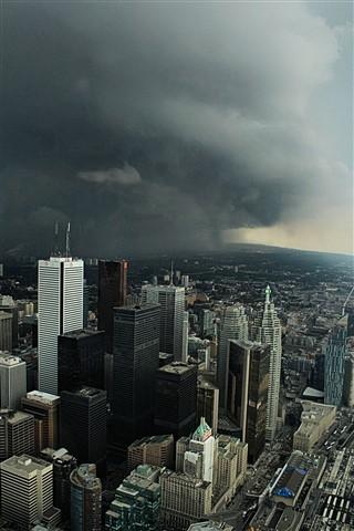 Storm over Toronto 1