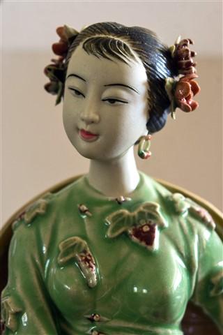 Chinese-figure---Head-F-9