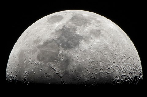 Moon 840mm f8