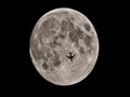 Full Moon & Jet