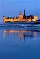 Kronborg in winter