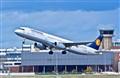 Lufthansa Airbus Takeoff