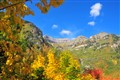 Sundance Utah in the fall