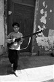 Libyan boy with a gun, Benghazi, June 2011