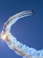 AeroShell sun flare