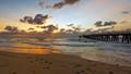 Pompano Pier Sunrise