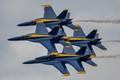 Blue Angels over Buffalo, NY