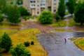 дождь зонтик