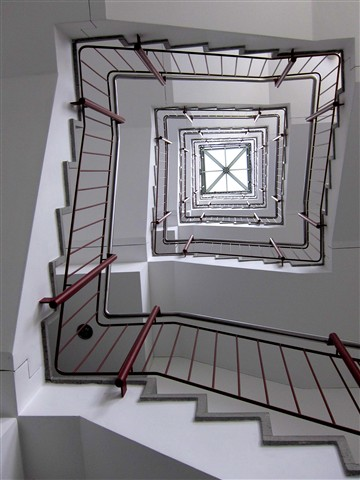 Good Square Staircase