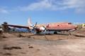 Spantax DC-7